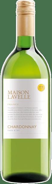 Der Chardonnay IGP von Maison Lavelle strahlt im Glas in einem hellen Gelb, welches von grünlichen Reflexen durchzogen wird. Es entfalten sich wunderbar frische und lebhafte Fruchtaromen in der Nase. Dieser französische Chardonnay ist harmonisch und weich am Gaumen mit erfrischenden Zitrusnoten. Speiseempfehlung für den Chardonnay IGP von Maison Lavelle Genießen Sie diesen trockenen Weißwein als Aperitif, zu Salaten, Fisch, Pasta oder Gerichten mit süßlichen Saucen.