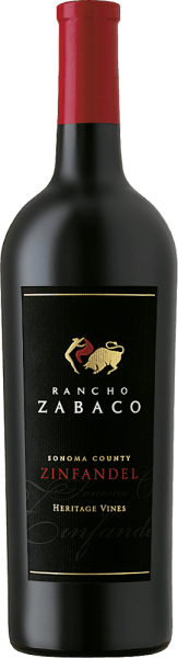 The Zinfandel Heritage Vines Sonoma County by Rancho Zabaco is presented in the glass in a dark ruby red and unfolds the wonderful aromas of blackberry jam, cherries and a touch of pepper. Caramelized and smoky notes characterize the taste of this red wine cuvée. Rich fruit aromas underline the accessible mouthfeel. Vinification for the Zinfandel Heritage Vines Sonoma County by Rancho Zabaco This cuvée is vinified from Zinfandel and Petit Syrah grapes. After harvesting, the grapes were cold macerated with the so-called maceration carbonique. The expansion took place for 4 months in barriques. Food recommendation for the Zinfandel Heritage Vines Sonoma County by Rancho Zabaco Enjoy this dry red wine with lamb with herb crust and balsamic sauce, with grilled meat or spicy dishes. Awards for Zinfandel Heritage Vines Sonoma County by Rancho Zabaco Mundus Vini: Silver Robert M. Parker: 89 points