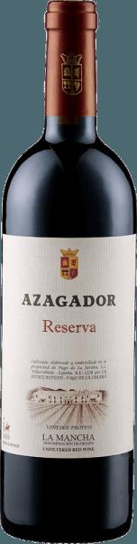 Azagador Reserva DO La Mancha 2015 - Pago de la Jaraba