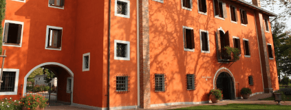 Villa Chiopris im Friaul