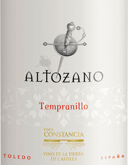 The Spanish DO La Mancha region is home to the elegantTempranillo di Altozano grape variety. In the glass, this wine shines in a dense purple with violet reflections. The nose enjoys typical grape aromas of the Tempranillo grape - dark berry fruit combines with hints of liquorice and spicy nuances of coffee and vanilla. On the palate, this Spanish red wine is initially gentle - with each subsequent sip, a wonderfully powerful texture develops. The elegantly integrated tannin structure harmonizes perfectly with the sweetly ripened fruit fullness, which is accompanied by a hint of spice. The reverberation delights with a pleasant length. Vinification of the Trempanillo of Altozano In the cool hours of the night, the grapes for this red wine are harvested and immediately brought to the winery of Finca Constancia. There, the harvested material is first cold mashed in for 5 days. As a result, first aromas and color pigments are extracted from the berry circuits. Thereafter, temperature-controlled fermentation takes place in stainless steel tanks. Only after biological acid degradation and complete alcoholic fermentation does this wine rest for a total of 3 months in French and American oak barrels. Food recommendation forthe AltozanoTempranillo This dry red wine from Spain is an excellent accompaniment to fresh fish from the grill - such as salmon and tuna - pasta dishes in spicy sauce or with Mediterranean oven dishes.