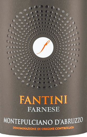 Fantini Montepulciano d'Abruzzo from Farnese Vini from the Italian wine-growing region of Abruzzo is a pure, uncomplicated and youthful red wine. In the glass this wine shines in a wonderful ruby red with garnet red reflections. The intense bouquet caresses the nose with the powerful aromas of wild berries - raspberries, blackberries and fine hints of strawberries reveal themselves. This balanced red wine is full-bodied on the palate, light tannins lead to a pleasant finish. Vinification of the Fantini Vini Montepulciano Magnum After harvesting and destemming, the grapes were gently pressed. The maceration and fermentation were completed within 15 days in stainless steel tanks. Food recommendation for the Magnum Farnese Vini Montepulciano Fantini Enjoy this dry red wine from Italy with all kinds of Italian dishes, spicy salami specialities or mature cheeses. Awards for the Farnese Vini Fantini Montepulciano Mundus Vini: Silver for 2016 Mundus Vini: Gold for 2015 AWC Vienna International Wine Challenge: Silver for 2014 Berlin Wine Trophy: Gold for 2014