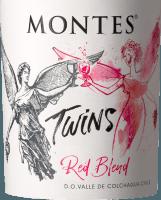 Vorschau: Montes Twins Red Blend 2018 - Montes
