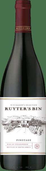Ruyter's Bin Pinotage Stellenbosch 2019 - KWV