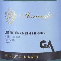 Vorschau: Marienglas Untertürkheimer Gips Riesling Großes Gewächs 2019 - Aldinger