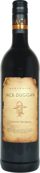 Cabernet Sauvignon 2017 - Jack Duggan