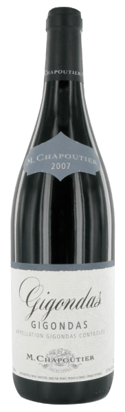The Gigondas AOC by M. Chapoutier from the Gigondas wine area in the wine region of the Rhone Valley, is already a pleasure in the glass: ruby to violett red color, on the nose unfolds a bouquet of complex, fruity spicy aromas, with hints of sweet red and black berries, dry flowers and incense. It dominates the Grenache grape over all other grape varieties. On the palate, this exceptional French red wine is elegant, fine, medium heavy body, sweet tannins and a grand finale with a long, supple finish. Vinification of the Gigondas AOC by M. Chapoutier The vineyard area of Gigondas is located in the southern Rhone valley, the soils are loamy, with marl, sand and lime. The slopes are up to 400 m high and are surrounded by cool winds. The Grenache grapes find the best conditions for maturity here. The Gigondas of Michel Chapoutier is vinified from Grenache, Cinsault, Syrah and Mourvèdre, the Grenache grape being the mayor one. After the selective harvest, the ripe grapes are pressed and fermentation takes place traditionally at a controlled temperature, whith daily remontage. A portion of the wine matures in oak barrels, the other part in stainless steel tanks, after 12 to 16 months it is ready and the cuvée is blended. Food pairing for the Gigondas AOC by M. Chapoutier The full-bodied Gigondas is an ideal accompaniment to meat, poultry and game, stewed or roasted, and to ripe cheese and tipical French red smear cheese. Awards Wine Advocate Robert M. Parker - 92 points for 2015Mundus Vini - 2015 silver