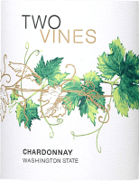 Vorschau: Two Vines Chardonnay unoaked 2018 - Columbia Crest