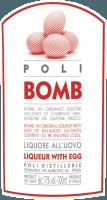 Vorschau: 2er Vorteilspaket - Jacopo Poli Kreme 17 Bomb Likör mit Ei und Waffelbecher
