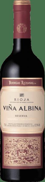 Vina Albina Reserva Rioja DOCa 2016 - Bodegas Riojanas