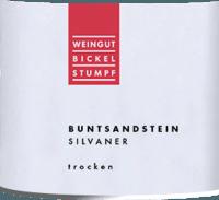 Vorschau: Silvaner Buntsandstein trocken 2019 - Bickel-Stumpf