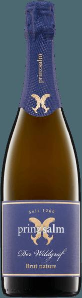 Der Wildgraf Pinot Sekt Brut Nature - Weingut Prinz Salm