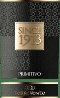 Vorschau: Since 1913 Primitivo Puglia IGT 2017 - Torrevento