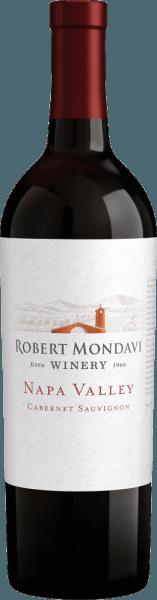 Cabernet Sauvignon Napa Valley 2018 - Robert Mondavi