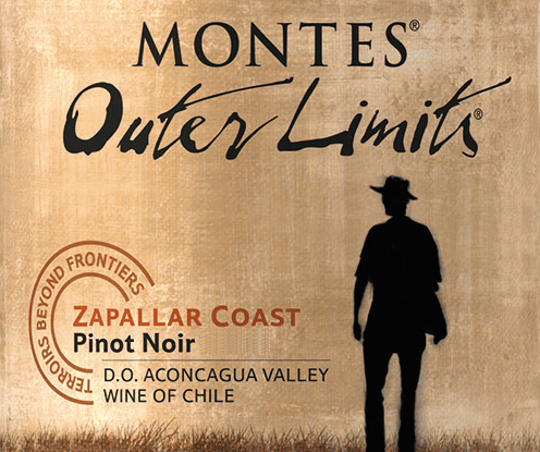 Montes Outer Limits Pinot Noir is a wonderfully fruity, grape-varietal red wine from the Chilean wine region Valle del Aconcagua. In the glass, this wine shines in a light garnet red with cherry-red highlights.The fresh, concentrated bouquet surprises with the finest aromas of juicy strawberries paired with sweetly ripened raspberries and candied cherries. The aromas of the nose are accompanied by subtle mineral notes and some berry jam. Also on the palate, this Chilean red wine shows a wonderfully fruity character - it dominates red, ripe berries with sweet cherries. The texture is very silky and is accompanied by fine-grained tannins. The fresh fruit acid and mineral notes round off this red wine perfectly and accompany it to the pleasantly long finale. Vinification of the Outer Limit Pinot Noir Montes The vines grow on moderately water-permeable soils of granite and clay-clay clay. In the cool climatic area Aconcagua is the vineyard Zapallar, where the grapes grow on a 45 ha vineyard. The Pinot Noir grapes are carefully picked by hand, mashed and traditionally fermented in a stainless steel tank. After completion of the fermentation process, 40% of this wine matures for 12 months in French oak barrels. The other 60% rest in the stainless steel tanks. Food recommendation for the Montes Pinot Noir Outer Limits Enjoy this dry red wine from Chile with braised beef with carrots or various pasta dishes with spicy and spicy sauce. Awards for Pinot Noir Montes Outer Limits Robert M. Parker - Wine Advocate: 90 points for 2015