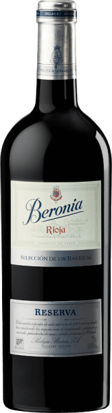 198 Barricas Reserva Rioja DOCa 2012 - Beronia