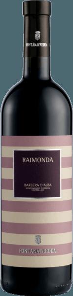 Raimonda Barbera d'Alba DOC 2018 - Fontanafredda - Righe