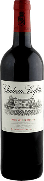 The Château Lafitte Côtes de Bordeaux AOC by Château Lafitte appears in a dark red ruby red glass with wonderful fruit aromas. Nuances of cherries and plums, accompanied by redcurrants and wild berries. On the palate, the Bordeaux red wine is soft, fruity and round. Subtle notes of spices and a woody aroma are noticeable. This cuvée is made from the Merlot, Cabernet Sauvignon, Cabernet Franc and Malbec grape varieties and combines to a pleasing Bordeaux wine. Food recommendation for the Château Lafitte Côtes de Bordeaux AOC Enjoy the Château Lafitte Côtes de Bordeaux with meat or Mediterranean cuisine.