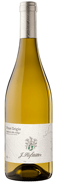 The Pinot Grigio Alto Adige DOC by J. Hofstätter shines intensely straw yellow with delicate copper nuances in the glass. On the nose this expressive South Tyrolean white wine presents itself with complex aromatic-fruity notes, which are especially distinguished by the scent of juicy, ripe pear. On the palate, the Hofstätter Pinot Grigio South Tyrol is pleasing thanks to its fine structure, juicy texture and beautiful fruit-acidity balance, accompanied by elegant mineral notes in the aftertaste. Vinification of the Pinot Grigio Alto Adige by Hofstätter The grapes come from our own vineyards on a slope with west-east orientation on loose, easily warmable marl soils around Tramin. For vinification, the grapes are gently pressed after manual harvesting, the must is clarified by natural sedimentation and then fermented at controlled temperature. Food pairing for the Pinot Grigio by J. Hofstätter Enjoy this tasty South Tyrolean Pinot Gris with vegetable soups, pasta dishes, fish starters and various egg dishes.