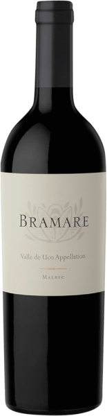 The impenetrable, dense black red of the Bramare Valle de Uco Malbec of the Bodega Viña Cobos accompanies a nose rich in aromas of fresh plum, violet, cinnamon and tobacco. The palate is dense and voluminous. Very melty in texture, this Malbec offers a wonderful finish with spicy and fruity tannin panels. Vinification for the Bramare Valle de Uco After hand-picking, the Bramare Valle de Uco matured for 17 months in a combination of new (15% French Oak + 20% American oak) and used oak barrels (65%; 2nd occupation). There was no purification and filtration. Food recommendation for the Bramare Valle de Uco Malbec of the Bodega Viña Cobos We recommend this Malbec with meat dishes and cheese.
