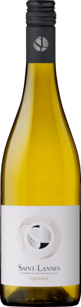 Signature Côtes de Gascogne IGP 2019 - Domaine Saint-Lannes