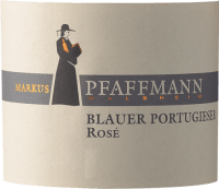 Vorschau: Blauer Portugieser Rosé feinherb 1,0 l 2020 - Markus Pfaffmann