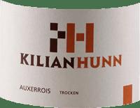 Vorschau: Auxerrois 2020 - Weingut Kilian Hunn