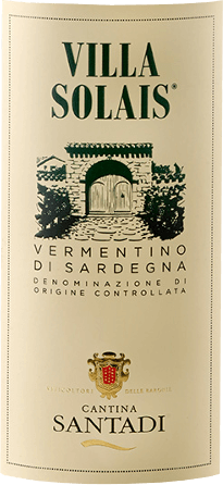 The Villa Solais DOC by Cantina di Santadi appears in the glass in a bright straw yellow with greenish and golden reflections in the glass and unfolds its fresh and pleasant bouquet. This is characterized by delicate and fine flower aromas with an appealing fruit. This white wine cuvée is pleasant on the palate due to a pleasant freshness with a stimulating minerality. Vinification for the Villa Solais DOC of Cantina di Santadi This cuvée consists of Vermentino (85%) and Nuragus (15%) grape varieties. The grapes come from vineyards located in five different communities in the lower Sulcis region. The climate there is dry and warm in summer, temperate in winter. The soils are primarily sandy and loamy. The hand-picked grapes are lightly pressed and the must then ferments in stainless steel containers at a controlled temperature in order to fully preserve the aroma and fragrance. The wine is aged with its own yeast for several months before it is finally bottled. Food recommendation for the Villa Solais DOC of Cantina di Santadi Enjoy this dry white wine with pasta with fish or white meat. Served cold, Villa Solais is also an aperitif. Awards for the Villa Solais DOC of Cantina di Santadi Gambero Rosso: 2 glasses (vintages 2015, 2011) Gambero Rosso: 1 glass (vintages 2013) 2012) Wine Spectator: 87 points (vintage 2013) Wine Spectator: 86 points (vintage 2011)