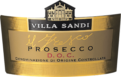 "Villa Sandi's il Fresco Prosecco Spumante DOC Brut has been voted Prosecco of the Year several times (Weinwirtschaft - Meininger Verlag). It is and remains a truly outstanding, crisp and fruity recommendation! ""Great grape cinema"" writes the GQ magazine. The Prosecco il freso is the right prosecco for the next family celebration, the correct aperitif for an appropriate wine tasting or simply a nice meal. One of VINELLO's best sellers of Prosecco. Tasting note of the Villa Sandi il Fresco Prosecco Spumante DOC Brut It has a straw-yellow colour with an extremely subtle, fine and silky perlage and a long-lasting, fresh mousse. Il Fresco means ""The Freshness""! The nose and palate reveal aromas of fresh Granny Smith apples and Williams pears as well as cantaloupe melon. In the mouth it appears fresh and sparkling and knows how to convince with its perfect sweetness and acidity. Simply a grandiose, perfectly produced Prosecco-Spumante, which cuts a fine figure as an aperitif as well as an accompaniment to light meals. Awards of the Villa Sandi Prosecco il fresco Ten times in a row, Villa Sandi's Il Fresco was awarded the Prosecco of the Year by the magazine ""Weinwirtschaft"". Mundus Vini 2014: Gold for Villa Sandi Prosecco il fresco Weinwirtschaft: Prosecco of the year 2015, 2014, 2013, 2012, 2011, 2010, 2009, 2007, 2006 & 2004 and best sparkling wine of Italy 2008 ""Seems almost unbeatable as Prosecco Spumante in the German trade. Stable quality, plus top-notch equipment."""