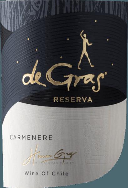 De Gras Reserva Carmenère 2019 - Viña Montgras von Viña Montgras