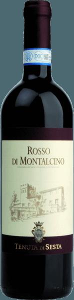 Rosso di Montalcino DOC 2019 - Tenuta di Sesta