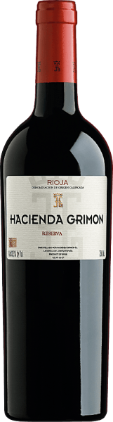 The Reserva DOCa by Hacienda Grimon shines in a deep ruby red with purple reflections. A wonderful scent of ripe red and dark fruits (cherries, blackberries) underlaid by vanilla and pipe tobacco unfolds in the nose, combined withroasted, sweet coffee beans. A fresh, young start transforms into a palate characterized by red fruits, liquorice and vanilla.The wine has a beautiful structure, a pleasant acidity and a round, long finish with ripe, elegant tannins. We recommend it with winter vegetables, duck leg,lamb roast and wild boar.