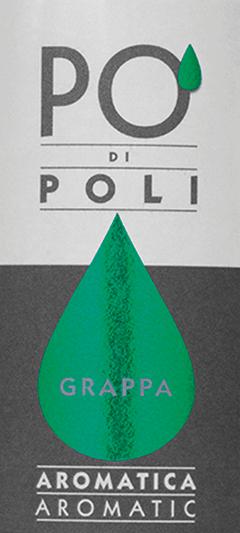 Po' di Poli Aromatica Grappa in GP - Jacopo Poli von Jacopo Poli