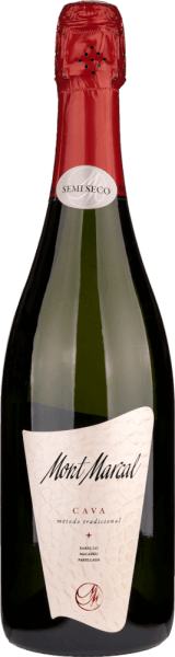 Cava Semi Seco DO - Mont Marcal