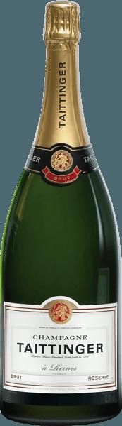 Champagner Brut Réserve 1,5 l Magnum in GP - Champagne Taittinger von Champagne Taittinger