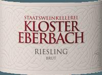 Vorschau: Riesling Sekt brut 2017 - Kloster Eberbach