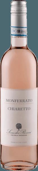 Serre dei Roveri Chiaretto Monferrato DOC 2019 - Sartirano