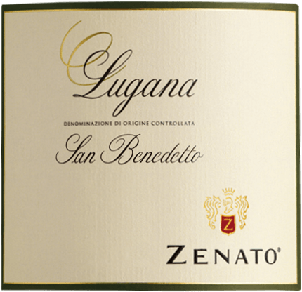 The San Benedetto Lugana by Zenato appears in the glass in a straw yellow with greenish accents and unfolds its graceful bouquet with notes of flowers and summer fruits. Appearances of apple, fresh pear and other yellow nuts complement the nose. On the palate, the San Benedetto Lugana white wine enchants with its captivating, smooth and delicately spicy fruit and its harmonious acidity. Overall, a real classic from Lake Garda. Vinification of San Benedetto Lugana The harvest of this white wine from Italy comes from vineyards with dry, loamy and calcareous soils. The climate is Mediterranean, with hot dry summers and mild humid winters. After selective harvesting, the grapes are gently pressed and the must is fermented temperature-controlled in stainless steel tanks and aged for 4 to 5 months in the steel tanks. This wine then rounds off harmoniously on the bottle for a further 2 to 3 months. Food recommendation for the San Benedetto Lugana Enjoy this dry white wine as an aperitif, with vegetable dishes, poultry, fish or fresh asparagus. Awards for the Zenato San Benedetto Vinibuoni d 'Italia: 4 stars for 2017 Wine Enthusiast: 89 points for 2017 Wine Spectator: 88 points for 2015 Bibenda: 3 grapes for 2014 Gambero Rosso: 1 black glass for 2014 Veronelli: 2 stars for 2014