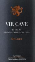 Vorschau: Vie Cave Toscana IGT 2018 - Fattoria Aldobrandesca