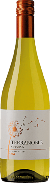 The Chardonnay Varietal by Terra Noble has a bright yellow colour. The fresh aroma is reminiscent of bananas and pears as well as exotic fruits (pineapple). On the medium long, well-textured, well-balanced palate, a beautiful fruit and a fresh character can be perceived. We recommend it as an aperitif and with oriental dishes.