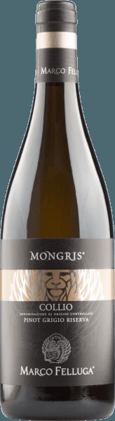 Mongris Pinot Grigio Riserva Collio DOC 2017 - Marco Felluga