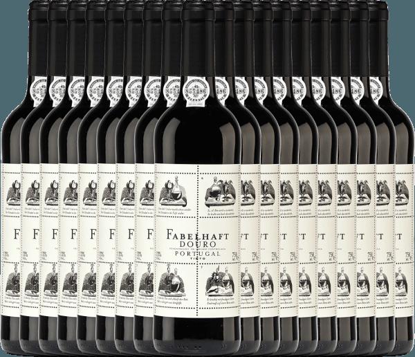 18er Paket - Fabelhaft Tinto DOC Douro Rotwein Dirk Niepoort