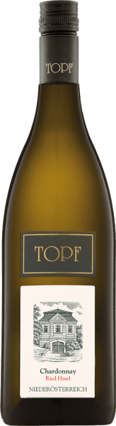 Chardonnay Hasel 2017 - Johann Topf
