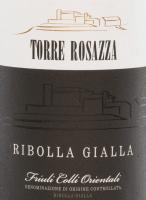 Vorschau: Ribolla Gialla DOC 2019 - Torre Rosazza