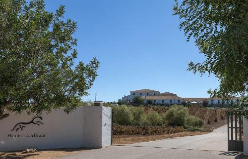 Das Weingut Huerta de Albala in Andalusien