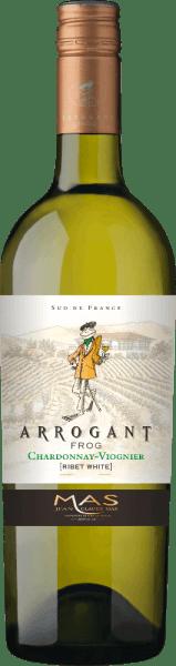Ribet White Chardonnay Viognier 2019 - Arrogant Frog von Arrogant Frog