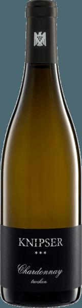 Chardonnay *** trocken 2015 - Knipser