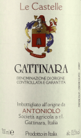 Vorschau: Le Castelle Gattinara DOCG 2013 - Antoniolo