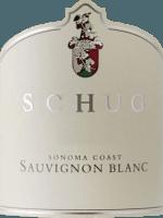 Vorschau: Sauvignon Blanc Sonoma Coast 2018 - Schug Winery