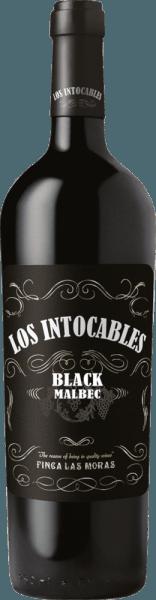 Los Intocables Black Malbec 2019 - Finca Las Moras